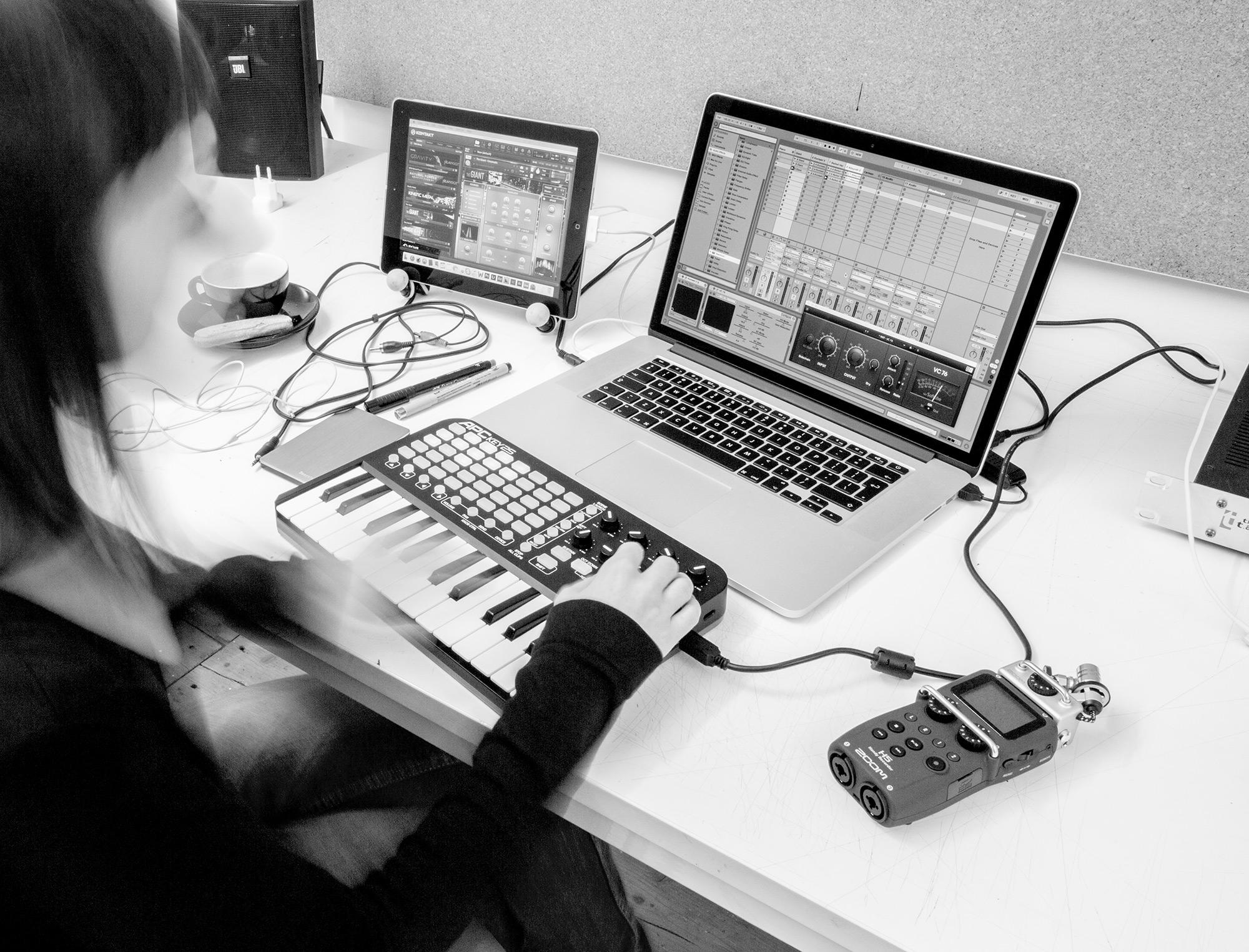 Ewa Doroszenko Jacek Doroszenko Soundreaming 01